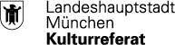 Gefördert durch das Kulturreferat der Landeshauptstadt München